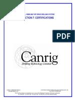 SEC7[1] Certificated