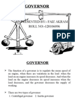 governor ppt