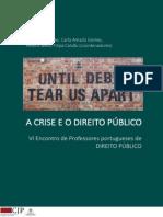 A Crise e o Direito Público