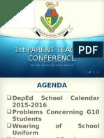 1st PTA Meeting.ppt
