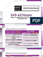 VMware 2V0-621 Certification Exam Sample Q&A