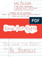 Aclu Know Your Rights