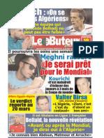 LE BUTEUR PDF du 10/03/2010