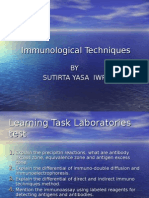 Laboratory Test of Immune System