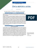 Insuficiência Hepatica Aguda