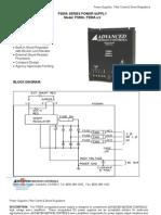 Advanced Motion Controls PS50A-LV