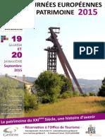 Programme JEPleg 2015