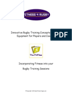 Fitness 4 Rugby
