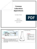 Common Lab Apparatus