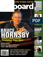 Keyboard Magazine - October 2009
