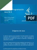 Curso Java MCI - 1