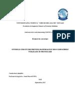 Biocompatibilitatea aliajelor