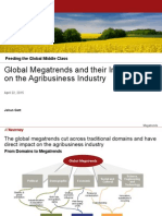 ATKearney Global Megatrends And AgriBusiness 2015