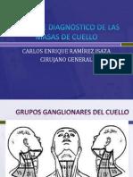 Enfoque Diagnóstico de Las Masas Del Cuello