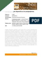 Tecnicas de Imagen Diagnóstica en Paragancliomas
