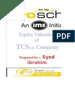 Financial Modeling of TCS Lock