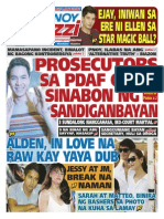 Pinoy Parazzi Vol 8 Issue 113 September 16 - 17, 2015