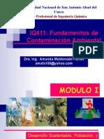 SOSTENIBILIDAD, POBLACION Y PROB. AMB 2011.ppt