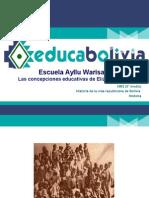 (PR) Escuela Ayllu