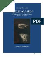 El Museo de las clarisas/Museu de les clarisses de Gandia de los Borja/Borgia, Duques de Gandia.