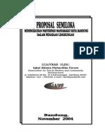 Cover Semiloka Lingkungan