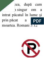 Romani 5.12