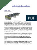 Desain&Metode Konstruksi Jembatan Suramadu