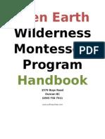 handbook- teen earth
