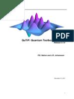 qutip-doc-3.1.0
