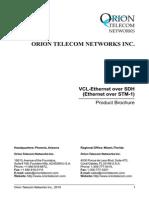 Ethernet STM-1