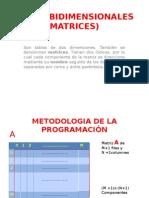 Tablas (Matrices)2012b