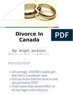 Divorce in Canada