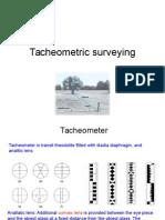 Tacheometry (1)