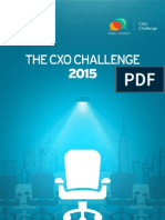 The CXO Challenge Rule Book