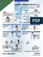 Multiplicadores de Presión SMC (VBA-VBAT-D_ES)