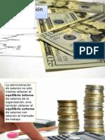 Investigación Salarial-Política Salarial