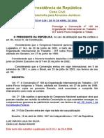 Decreto 5051.04 - Promulga a Convenção 169 Da OIT