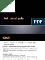 ad  analysis 2015