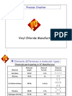 3- Process Flow Diagram Part II Vinyle Chloride Manufacture