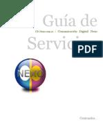 CauceDigital - Guia de Servicios CD-Nexo 2010