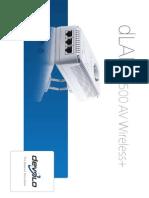 Manual-dLAN-500-AV-Wireless+-es