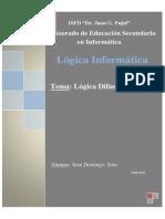 La Lógica Difusa - Juan Soto