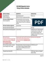 NACO-SVC 11.03-E 2010 Service Agreement Handbook