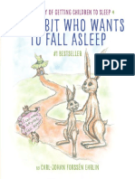 The Rabbit Who Wants to Fall Asleep By Carl-Johan Forssén Ehrlin; illustrated by Irina Maununen