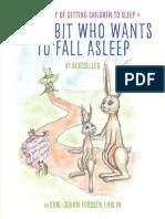 The Rabbit Who Wants to Fall Asleep By Carl-Johan Forssén Ehrlin; illustrated by Irina Maununen