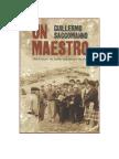 Un Maestro. Guillermo Saccomanno