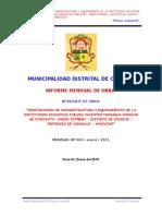 Informe Mensual Diciembre 2014