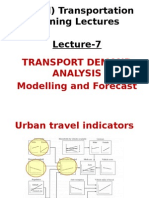 TE-model, Lecture 7