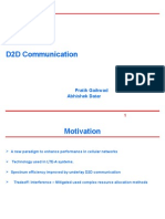 d2d communication
