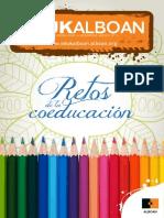 Edukalboan nº 13. Retos de la Coeducación